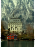 Swiss Chateau Photographic Print by Philippe Sainte-Laudy