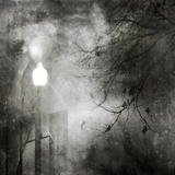 To Walk at Night Photographic Print by Ursula Abresch