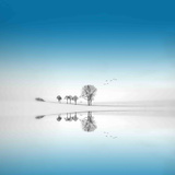 Blue Season Photographic Print by Philippe Sainte-Laudy