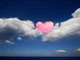 L'amour est dans l'air Papier Photo par Philippe Sainte-Laudy
