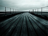Vanishing Point Photographic Print by Doug Chinnery