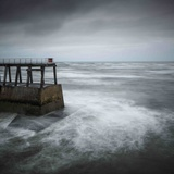 Storm Brewing Photographic Print by Doug Chinnery