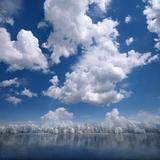 Philippe Sainte-Laudy - Uçuk Mavi - Fotografik Baskı