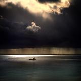 Tempête Reproduction photographique par Philippe Manguin