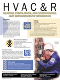 HVAC&R Technician - Educational Poster Posters