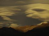 El Chalten Mystic Sky II Photographic Print by Art Wolfe