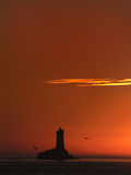 La Vieille Lighthouse Photographic Print by Philippe Manguin