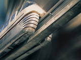 Monorail 2 Photographic Print by Ursula Abresch