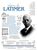Lewis Latimer - Educational Poster Poster