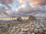 Ouessant Island 1 Photographic Print by Philippe Manguin