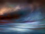 Storm Fotodruck von Ursula Abresch