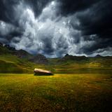 Grøn planet Fotografisk tryk af Philippe Sainte-Laudy