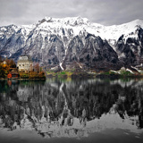 The House on the Lake Photographic Print by Philippe Sainte-Laudy