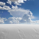 White Sands Photographic Print by Philippe Sainte-Laudy