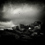 Lonely Tor Photographic Print by Doug Chinnery