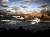 Ouessant Island Lighthouse Photographic Print by Philippe Manguin