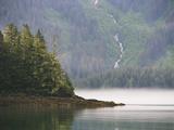 Glacier Bay Fotografie-Druck von Art Wolfe