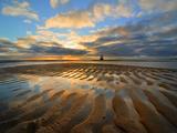 Atlantic Beach Photographic Print by Philippe Manguin