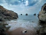 Vendée on the Atlantic Sea Photographic Print by Philippe Manguin