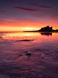 Castle of Fire Photographic Print by Doug Chinnery