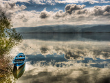 Cloud Lake Photographic Print by Nejdet Duzen
