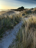 Bamburgh Dunes Photographic Print by Doug Chinnery