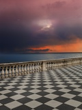 Storm from the Terrace Photographic Print by Marco Carmassi