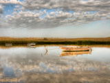 Boats on Clouds2 Photographic Print by Nejdet Duzen