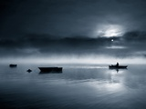 The Fisherman Photographic Print by Marcin Sobas