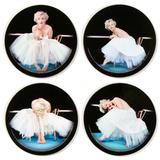 Marilyn Monroe Ballerina Coaster Set Coaster