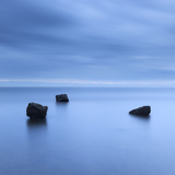 Three Rocks Photographic Print by Doug Chinnery