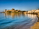 Bodrum Castle Photographic Print by Nejdet Duzen