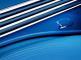 Blueness Fotografie-Druck von Ursula Abresch