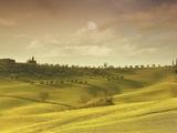Marco Carmassi - Tuscan Valley Fotografická reprodukce