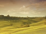 Tuscan Valley Photographic Print by Marco Carmassi