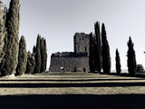 The Fortress Photographic Print by Marco Carmassi
