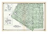1906, Puslinch Township, Morriston Village, Aberfoyle Village, Canada Giclee Print