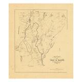 1851, Warren, Maine Giclee Print