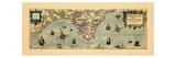 1592, Spain Giclee Print