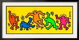 1958-1990 Art by Keith Haring