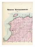 1878, Gwillimbury - North, Canada Giclee Print