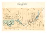 1878, Holland Landing, Canada Giclee Print