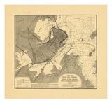 1887, Portland Harbor, Maine Giclee Print