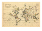 1703, World Giclée-trykk