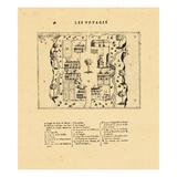 1613, Maine Giclee Print