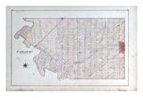 1878, Caradoc Township, Strathroy, Longwood, Melbourne, Canada Giclee Print