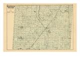 1876, Blenheim Township, Canada Giclee Print