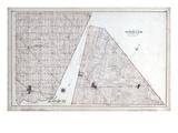 1878, Lobo Township, Biddulph Township, Greystead, Duncrief, Komoka, Fish Creek, Canada Giclee Print