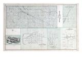 1878, Nissouri Township, Thorndale, Lambeth, Ailsa Craig, Carlisle, Canada Giclee Print