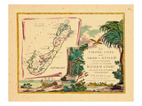 1778, West Indies Giclee Print